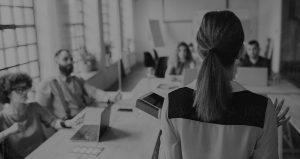 企業研修を導入する