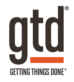 GTD(Getting Things Done)のロゴ